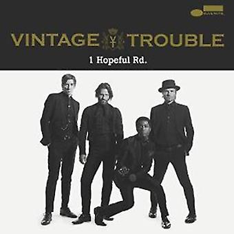 Vintage Trouble - 1 Hopeful rd. [CD] USA import