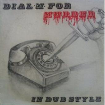 Dial M for mord: I Dub stil - Dial M for mord: I Dub stil [CD] USA import
