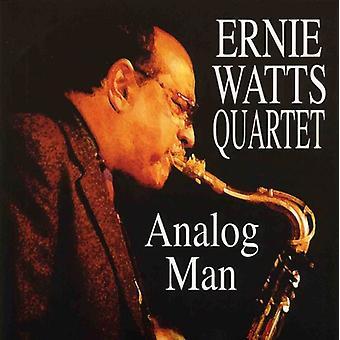 Ernie Watts - Analog mand [CD] USA import