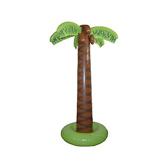 Palm tree inflatable decoration Hawaii 184 cm summer party