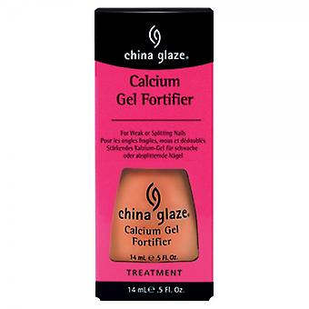 China Glaze China Glaze calcio Gel Fortifier