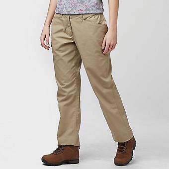 New Peter Storm Women's Ramble II Trousers (Long) Stone