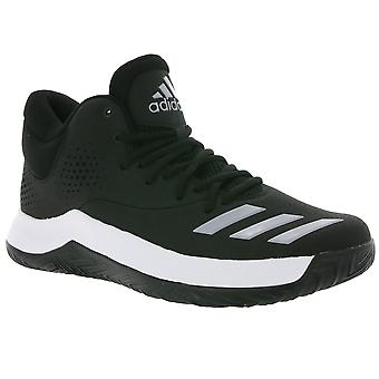 adidas performance Court fury 2017 shoes mens sneakers black BY4188