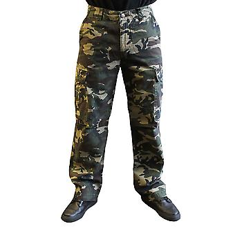 Dickies New York Cargo broek Camouflage