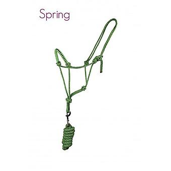 QHP Ramal halter rope with Spring Full