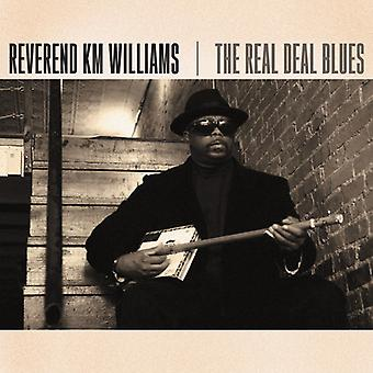 Rev Km Williams - Real Deal Blues [CD] USA import