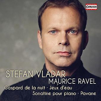 Ravel / Vladar, Stefan - Piano Works [CD] USA import