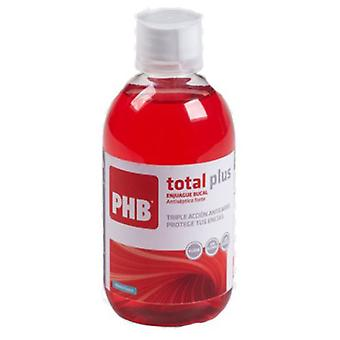 PHB Total Plus Fresh Mint Mouthwash 500Ml
