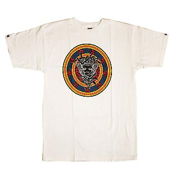 Crooks & Castles T-Shirt Medusa Exquisit White