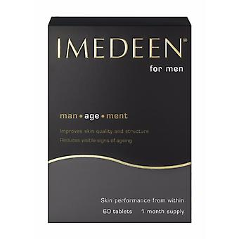 Imedeen Man.age.ment、60 のタブ