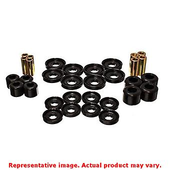 Energietechnologie Suspension Control Arm Bushing Set 5,3142 G vorne passt: DODGE 2006 - schwarz