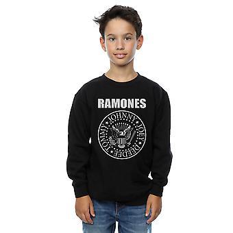 Ramones jungen Präsidenten Dichtung Sweatshirt