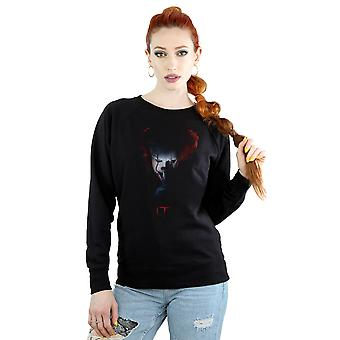 It Women's Pennywise Quiet Sweatshirt
