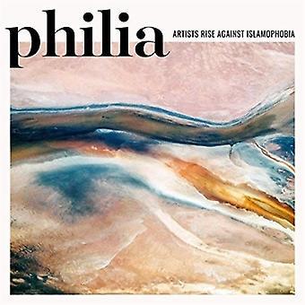 Forskellige kunstner - Philia: Kunstnere stige mod islamofobi [Vinyl] USA import