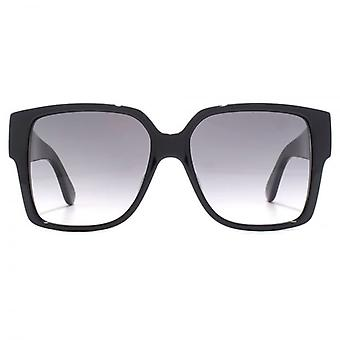 Saint Laurent SL M9 Sunglasses In Black