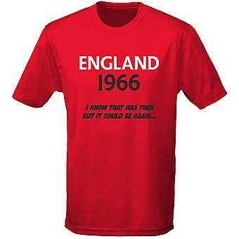 L'Angleterre 1966 Football Mens T-Shirt 10 couleurs (S-3XL) par swagwear