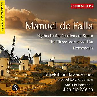 M. De Falla - Falla: Works for Stage and Concert Hall [CD] USA import