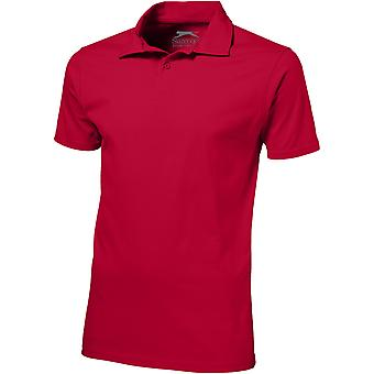 Slazenger Mens Let Short Sleeve Polo