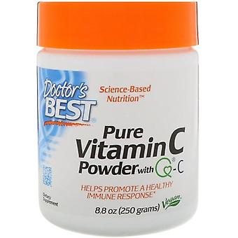 Doctor's Best Pure Vitamin C Powder With Quali-C 250 gr