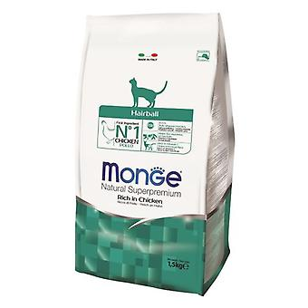 Monge Ns Cat Hairball (Cats , Cat Food , Dry Food)