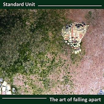 Standard enhed - kunst af falder fra hinanden [CD] USA import