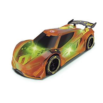 Dickie Toys voiture pilotée par Friction Toy Racer Lightstreak