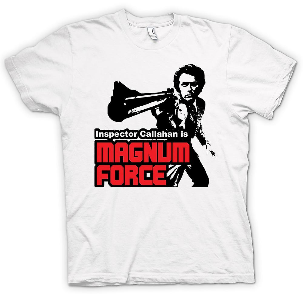 T-shirt - Dirty Harry Magnum Force - film