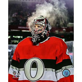 Craig Anderson 2017 Scotiabank NHL 100 Classic Photo Print