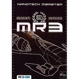 MegaRace 3 Nanotech en cas de catastrophe (PC CD)