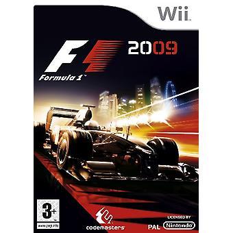 Formule 1 2009 (Wii)