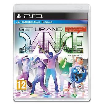 Opstaan en dans (PS3)