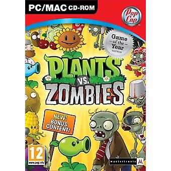 Växter Vs Zombies GOTY Edition (PC CD)