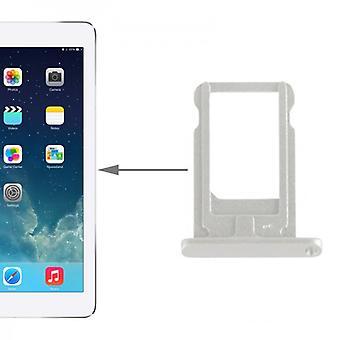 Sim Karten Halter Adapter Sim Tray für Apple iPad Air Silber