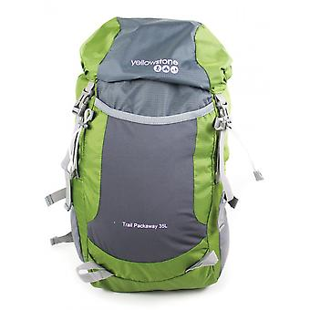 Yellowstone Trail Packaway Rucksack Durable & Lightweight for Hiking