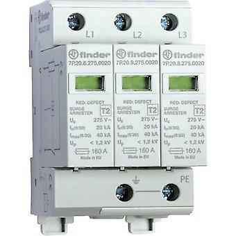 Finder 7P.23.8.275.1020 7P.23.8.275.1020 Surge arrester Surge prtection for: Switchboards 20 kA