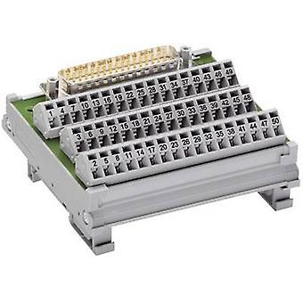 WAGO 289-543 D-SUB Header Interface Module 0.08 - 2.5 mm²