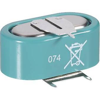Varta V2/150H-SLF ++/- Button cell (rechargeable) 150H NiMH 150 mAh 2.4 V 1 pc(s)