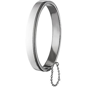 Мужская браслет браслет 925 стерлингового серебра мужчины браслет цепочка безопасности