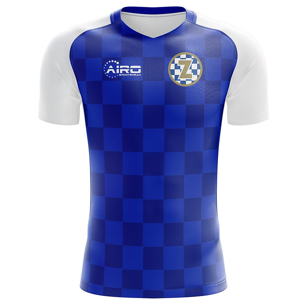 Maillot de foot Home Concept 2018-2019 Dinamo Zagreb