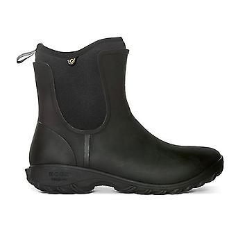 Bogs Sauvie Slip On Boot Black