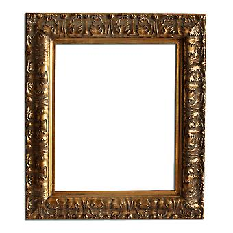Inner dimensions 20x25 cm or 8 x 10 inch photo frame in gold