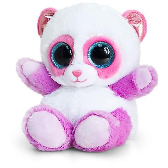 Keel Toys Animotsu Pink and Lilac Panda
