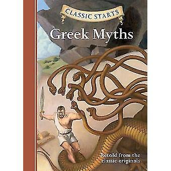 Greek Myths (abridged edition) by Eric Freeberg - 9781402773129 Book