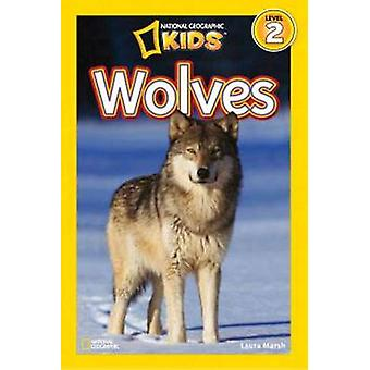 Wolves by Laura Marsh - 9781426309137 Book