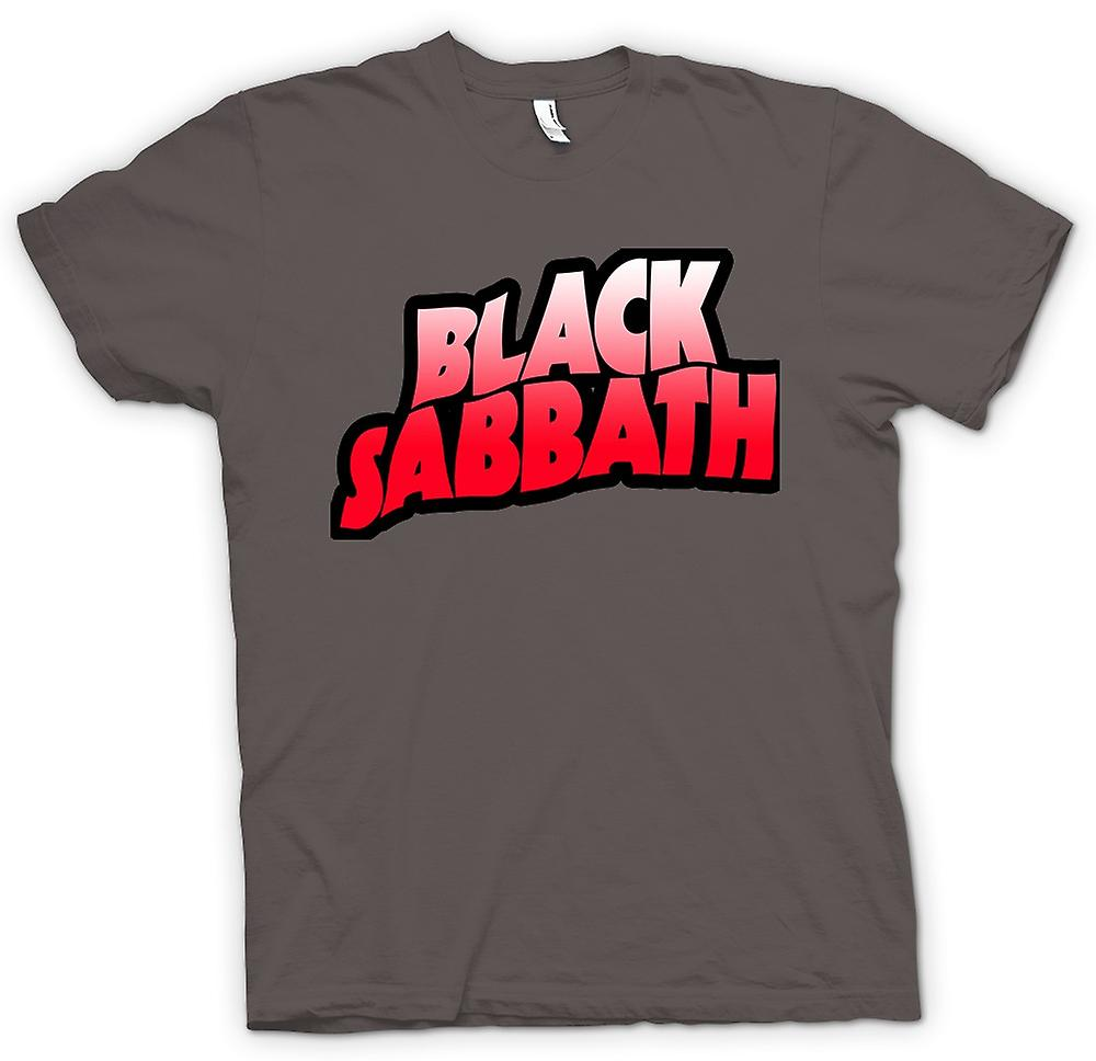 Womens T-shirt -  Sabbath - Heavy Metal Logo