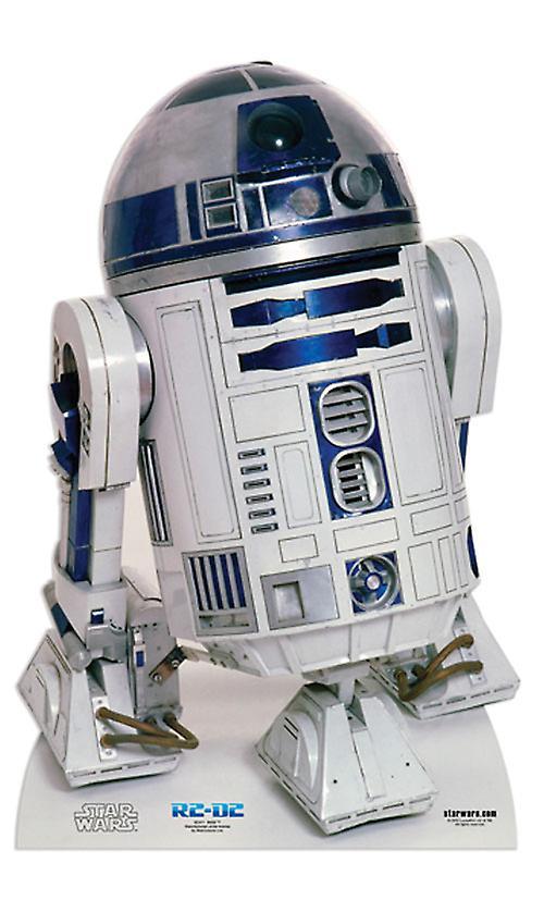 R2-D2 - Star Wars Lifesize Cardboard Cutout / Standee