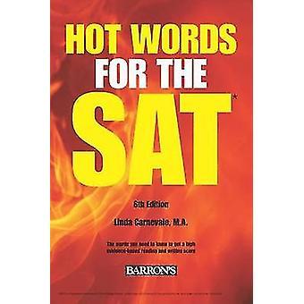 Hete woorden voor de Sat (6e herziene editie) door Linda Carnevale - 9781