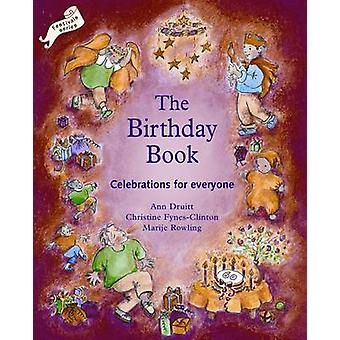 Birthday Book - Celebrations for Everyone by Ann Druitt - Christine Cl