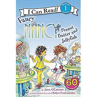 Fancy Nancy: Peanut Butter og gopler (jeg kan læse bog 1)