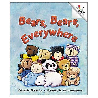 Björnar, björnar, överallt